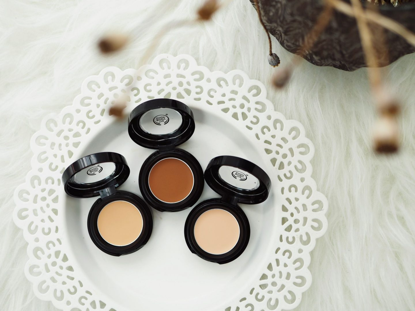The Body Shop Matte Clay Concealer
